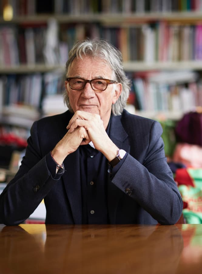 Paul Smith Supports BFC/ Vogue Designer Fashion Fund