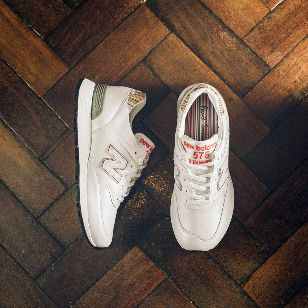 hot sale online 1fef4 bf102 New Balance & Paul Smith Collaboration - Paul Smith Asia